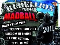 Rebellion Tour 2011 - Warszawa