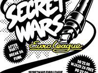 Secret Wars - Warszawa vs. Bristol