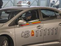 Adam Małysz kierowcą taksówki?