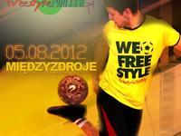 Zawody Freestylee Football - Międzyzdroje