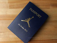 Air Jordan 2012 - Paszport