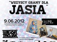 """Festiwal Hip-Hopowy """"Wszyscy gramy dla Jasia"""""""