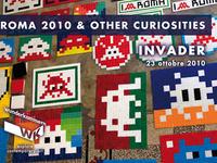 Space Invader w Rzymie