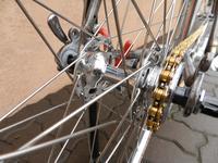 Zafixowani na rowerach