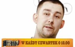 "Sokół w programie ""Serio?"""