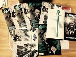 Drukowany Magazyn Freestyle nr 4 już w sprzedaży
