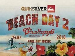 Quiksilver Roxy Beach Day