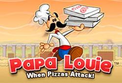 Gry Papa louie