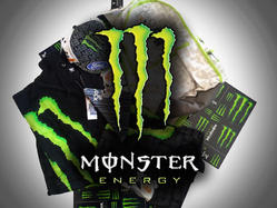 Konkurs Monster Energy Drink