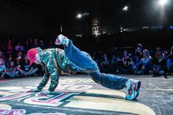 Red Bull BC One Poland Cyphe Thomaz finałowy pojedynek