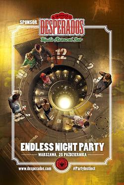 Desperados Endless Night Party