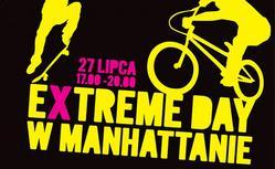 Extreme Day w Manhattanie