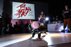 The Break Day XI