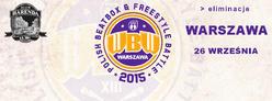 WBW 2015 - eliminacje nr 1