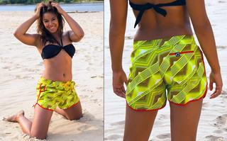 Arriba African Shorts
