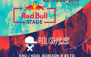 Red Bull Stage na Polish Hip-Hop Festival w Płocku