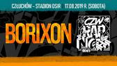 Borixon na CZW RAP NIGHT XII